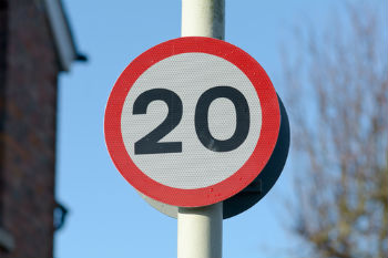 Council to scrap roll-out of 20mph limits image