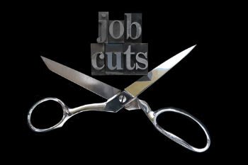 Councils announce 'heartbreaking' job cuts image