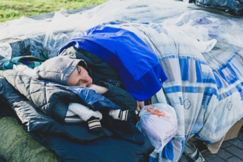 Councils asked to redouble efforts on rough sleeping image