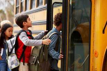 Councils awarded £40m to set up more home-to-school transport image