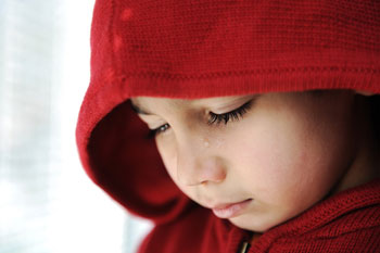 Councils can only afford to help children in crisis, charities warn image