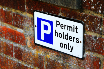 Councils raise £242m from parking permit applications image