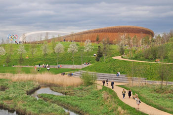 Councils run innovative park scheme to improve lives image