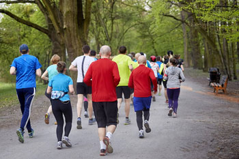 Councils to be banned for charging parkruns to use parks image