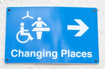 Councils to receive £30m to boost provision of Changing Places toilets image