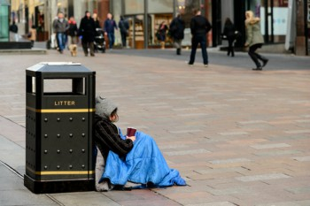 Councils urged to apply for funding to improve health of rough sleepers image