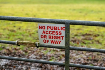 Councils urged to provide data on public rights of way image