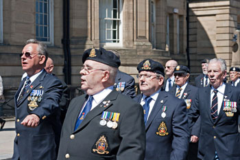 Councils urged to signpost support for blind veterans image