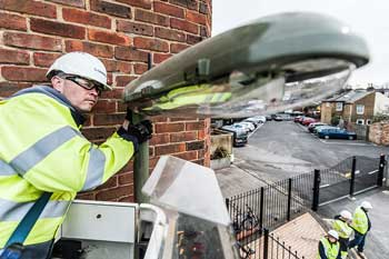 County signs street lighting contract worth up to £41m image