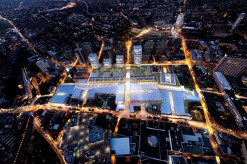 Croydon approves £1.4bn plans for town centre image