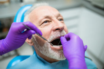 Cuts impacting on oral health in care homes, council chiefs warn image