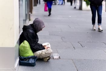 Deaths of homeless people in England and Wales hits record high image