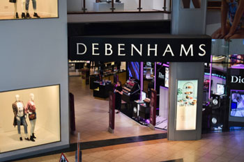 Debenhams' CVA to cost councils £8.5m in rates image
