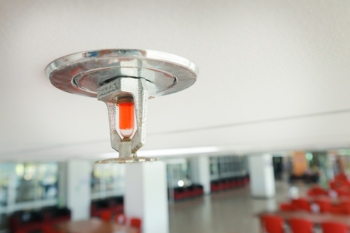Derbyshire councils commit to fitting sprinklers in schools image