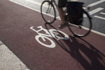 DfT warns of conditions on £175m active travel cash image