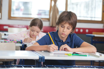 Disadvantaged pupils two years behind their peers image