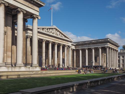 Dispute over British Museum's tax bill image