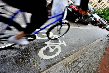 District relaxes ban on anti-social cycling image
