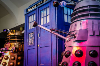 Doctor Who costs Cardiff taxpayers £1m image