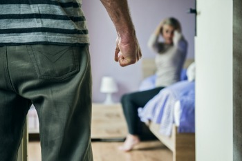 Domestic abuse victims more likely to develop a mental illness image