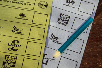 Dramatic increase in tactical voting reveals flaws in 'lottery' electoral system image