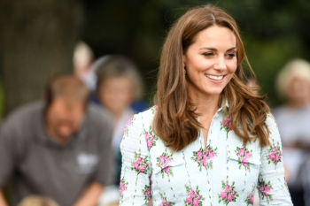 Duchess of Cambridge unveils results of UKs biggest early years study image