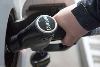 Edinburgh considers parking surcharge for diesel cars image