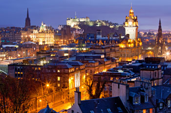 Edinburgh most attractive city for inward investment says report image