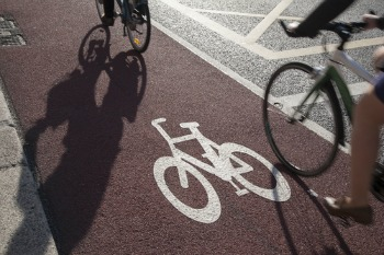 Eight chosen to bid for £7m cycling safety funding image