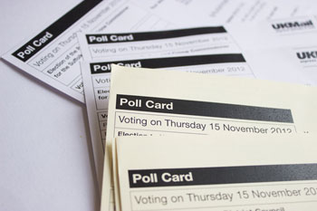 Eight out of ten people think elections are well run image