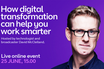 Empowering change: join BT experts and customers live on 25 June image