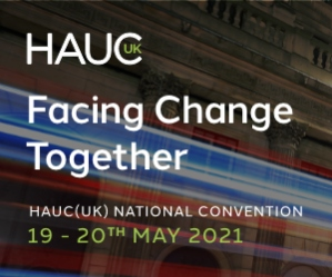 Facing Change Together – HAUC(UK) Convention 2021 image