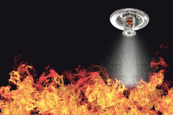 Fire chiefs call for sprinklers in four-storey high buildings image