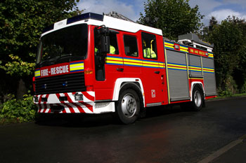 Fire service shouldn't be 'messed around with', LGA warns image