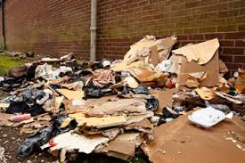 Fly-tipping costing councils £50m a year image