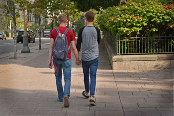 Foster carers need 'more support' to look after LGBTQ young people image