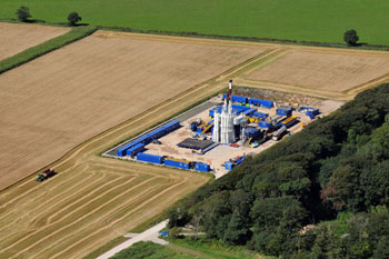 Fracking should be approved in Lancashire, says planning officer image