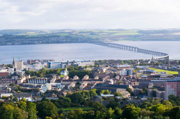 Funding worth £150m agreed for Tay Cities Deal image