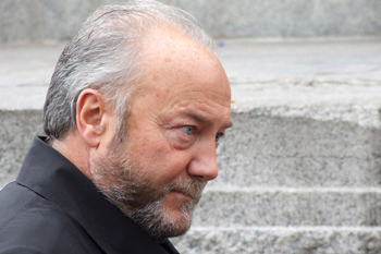 Galloway accused of breaching election laws image