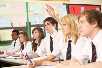 Gap between spending per pupil in England and Wales 'eliminated' image