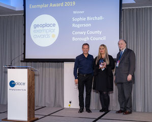 GeoPlace announces 2019 Award winners image