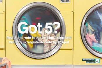 Got 5 to register before Mays local elections? image