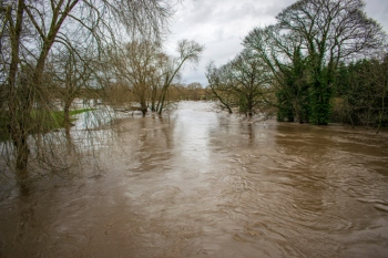 Government announces financial support for flood-hit areas image