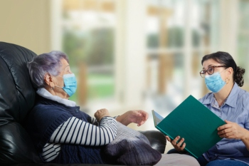 Government handling of social care during pandemic attacked image
