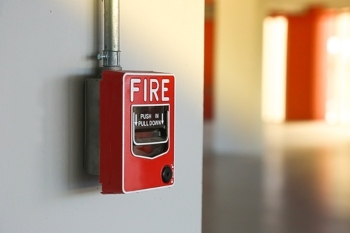Government launches £30m fire alarm fund image