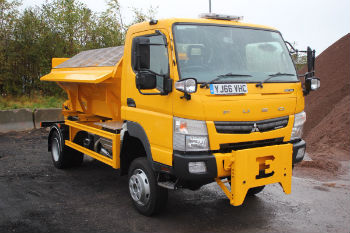 Grita Ora or Gritney Spears? Council invites new names for its gritting machine image