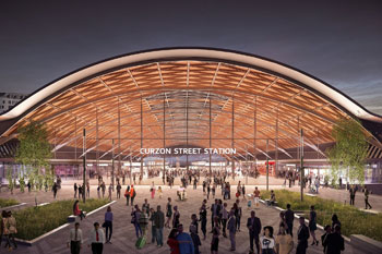 HS2 proposals could bring £1.4bn of benefits, Midlands transport body says image