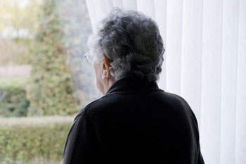Half a million older people are 'profoundly alone', warns charity image