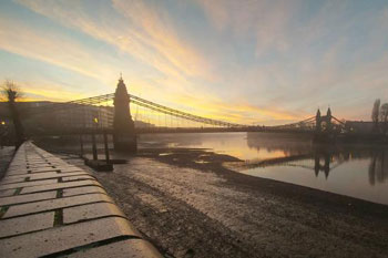 Hammersmith Bridge could take three years to repair image