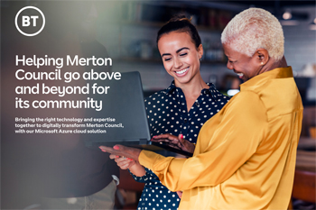 Helping Merton Council go above and beyond for its community image